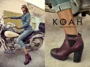 Low Boots femme Koah en vente à Toulouse