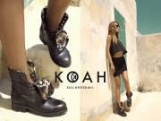 Visuel boots Koah en vente à Toulouse chez Cesare Nori
