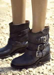 Boots cuir Koah