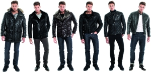 Giorgio, vêtements cuirs pour homme