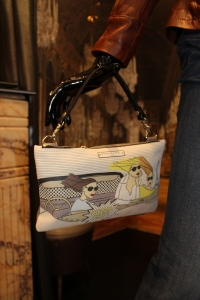 Sac a main barbara rihl en vente dans la boutique de Toulouse Cesare Nori