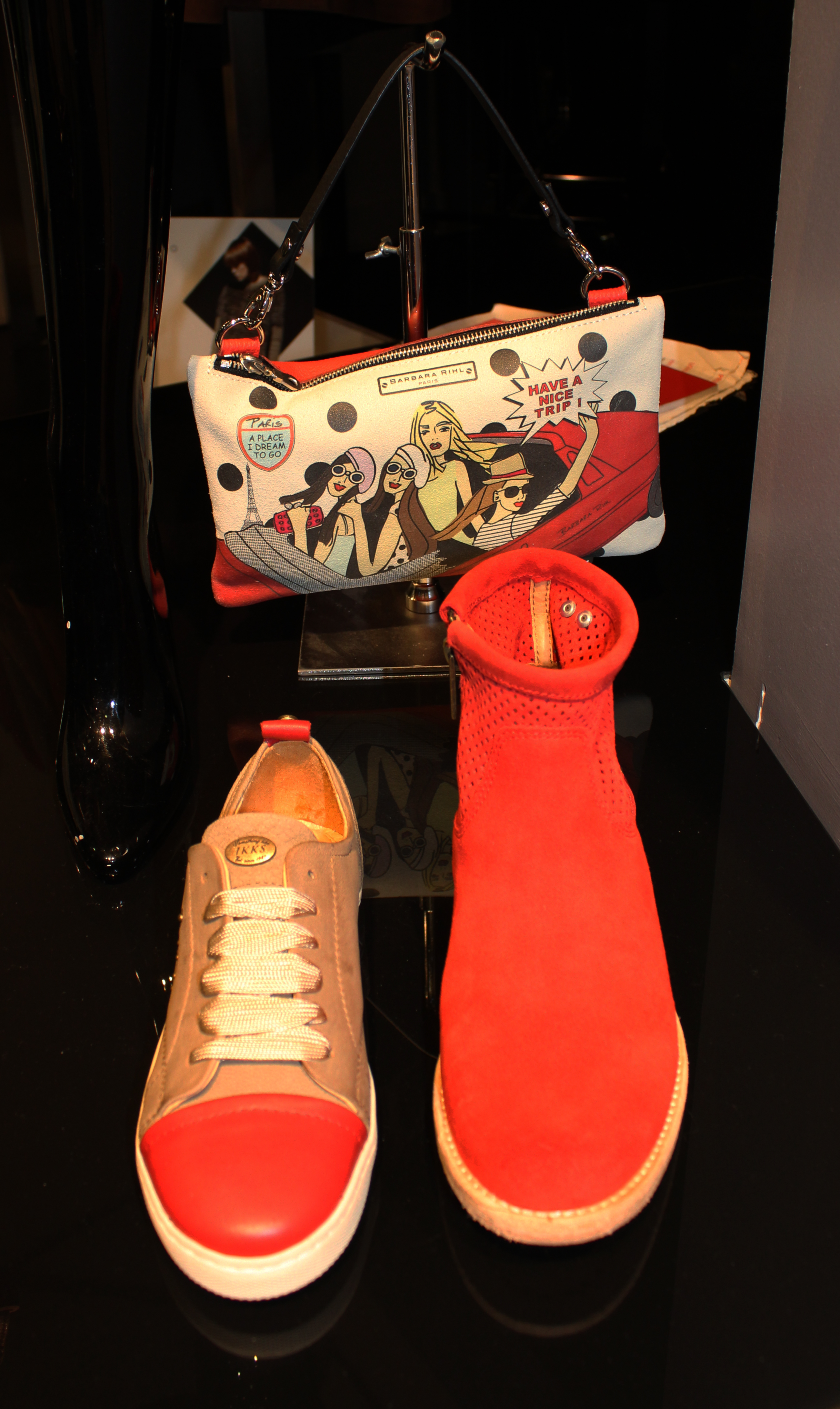 Chaussure Et Sac A Main Pemberton