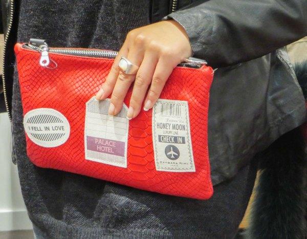 Les magnifiques sacs de Barbara Rhil sont en vente sur le site Cesare Nori