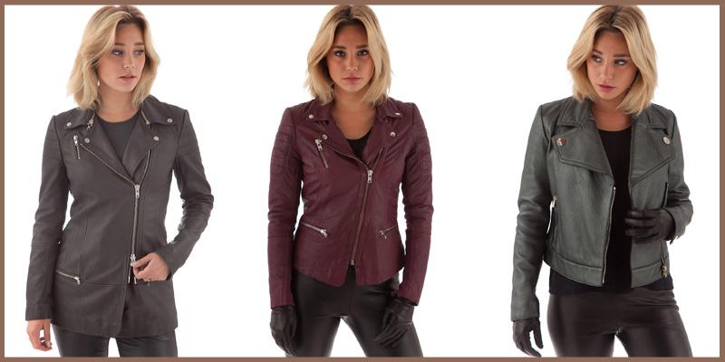 Perfecto cuir disponible dans notre boutique de Toulouse et en vente en ligne