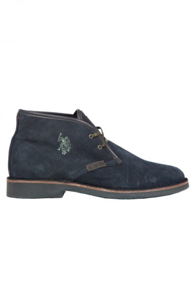 Bottine homme chukka couleur jeans US Polo Assn Amadeus4