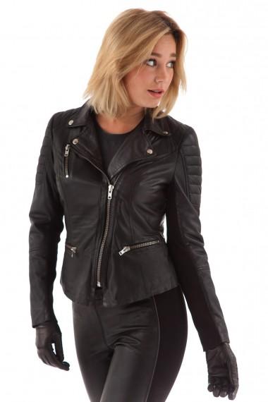 perfecto-basique-cuir-d-agneau-noir-muubaa-femme-mo-611