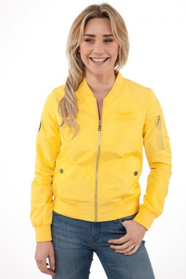 Vente en ligne de bomber jaune pour femme Bombers Original, Aircraftwoman