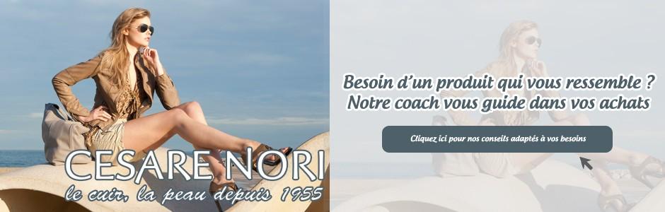 Personnal shopper en ligne Cesare Nori