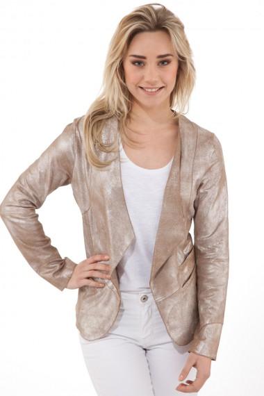veste-courte-destructuree-en-chevreau-dore-femme-design-2-oakwooda