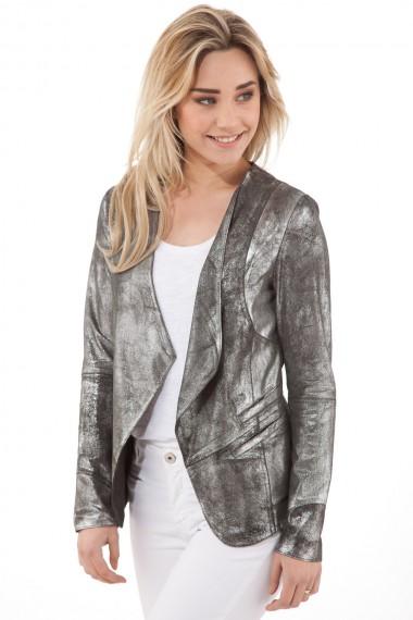 veste-courte-destructuree-en-chevreau-gris-femme-design-2-oakwooda