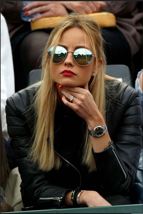 Ester Satorova, la femme de Tomas Berdych