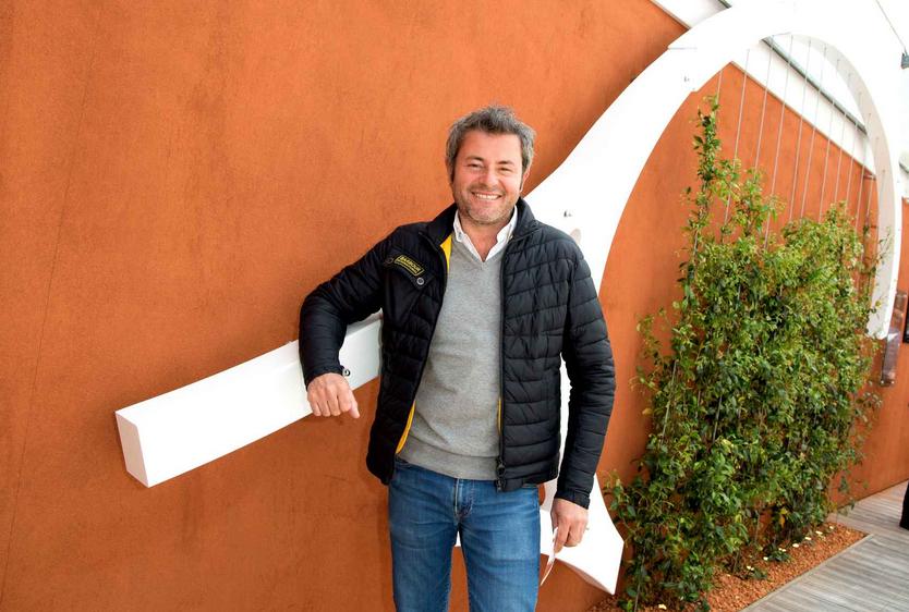 Jérôme Anthony Rolland Garros
