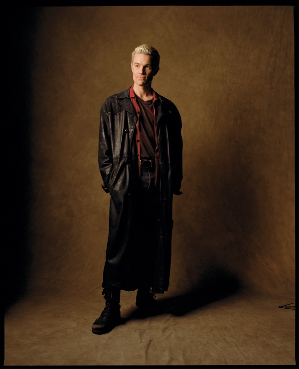 James-spike-Buffy contre les vampires