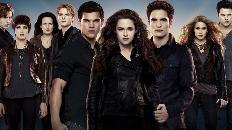 Vampire Twilight costume Halloween
