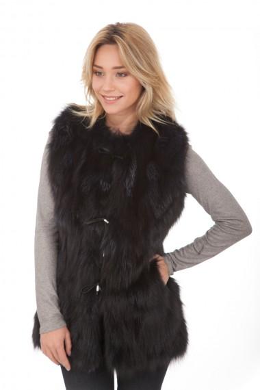 veste-sans-manche-et-sans-col-renard-marine-femme-alpina-cesare-nori