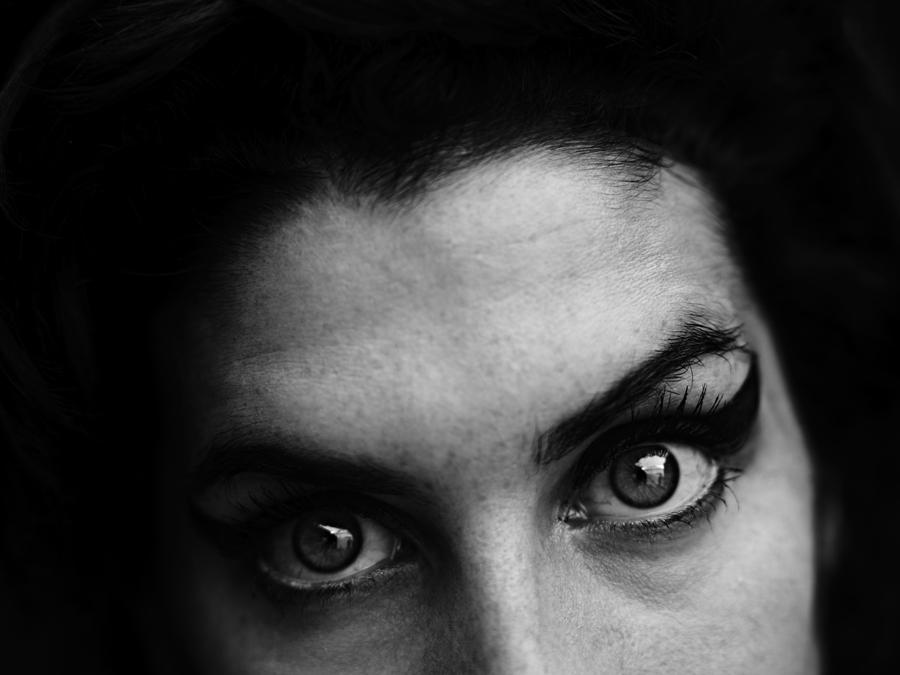 Amy Winhouse by Hedi Slimane